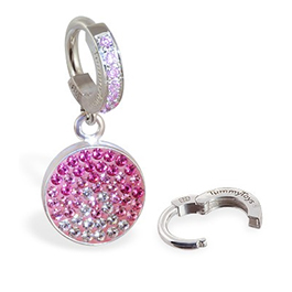 TummyToys® Dusk Swarovski Belly Ring